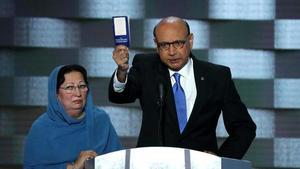 Gold Star father Khizr Khan canceled speech in Toronto after being told his travel privileges were under review