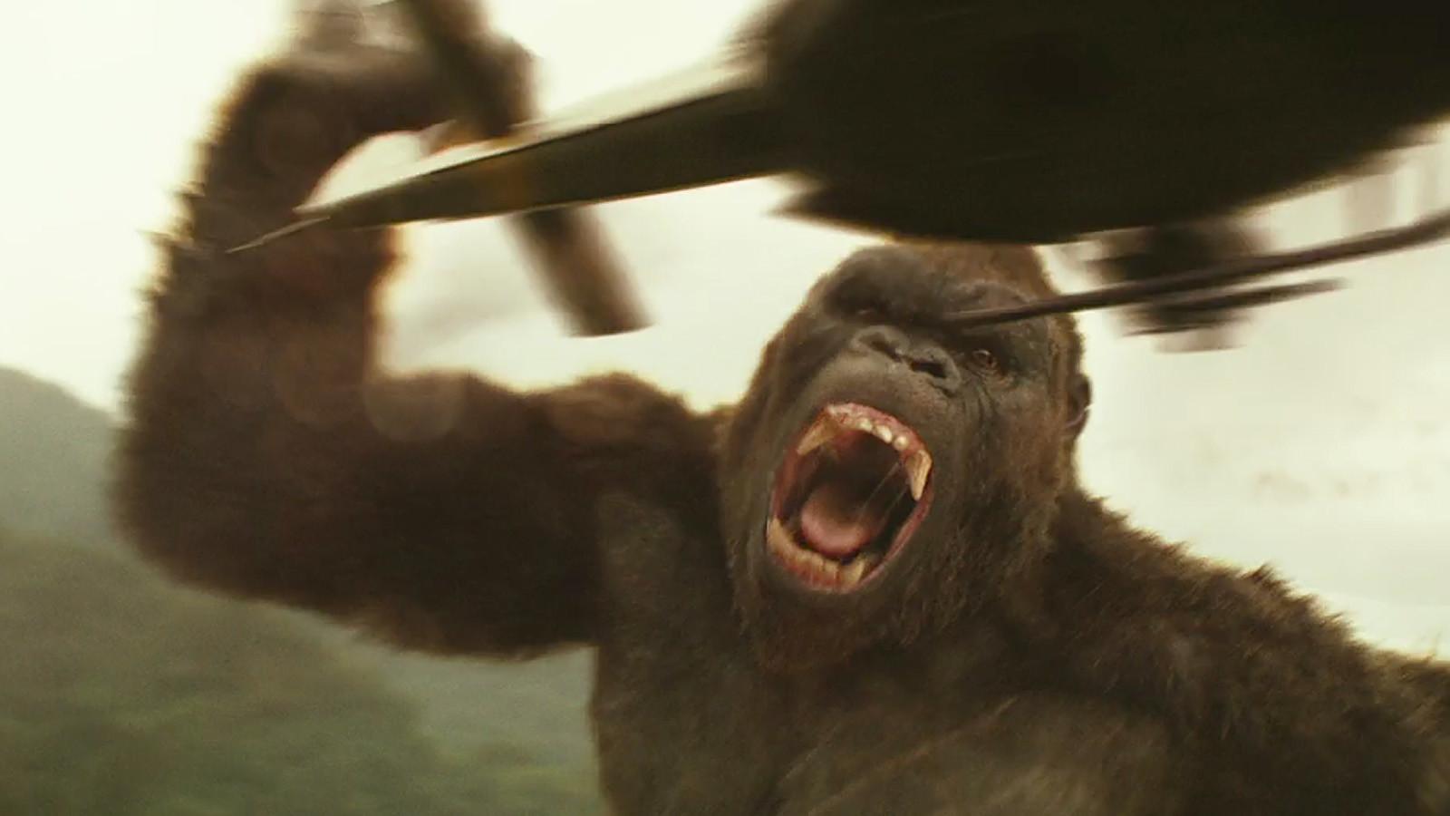 'Kong: Skull Island' trailer
