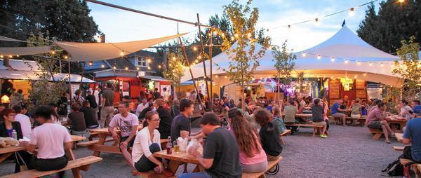 Portlands Robust Food Cart Scene A Treat For The Taste Buds