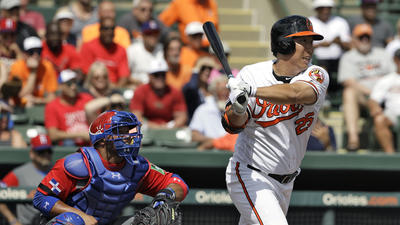 Orioles win with 'weird' walk-off finish against Dominican Republic