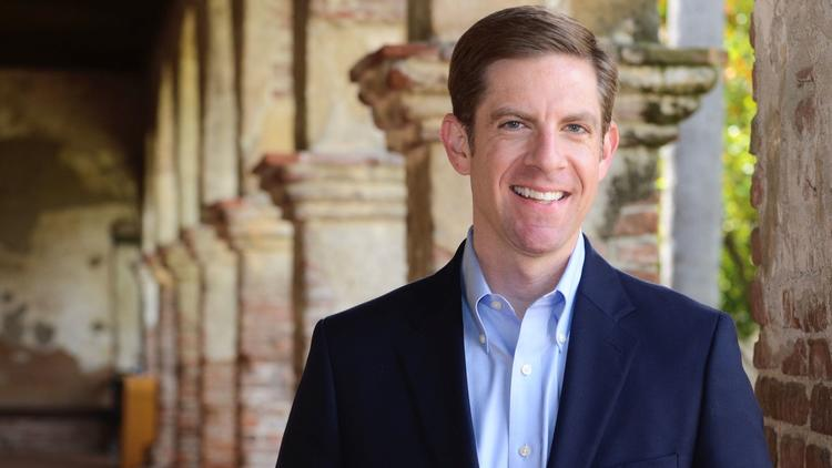 Democrat Mike Levin is challenging Rep. Darrell Issa (R-Vista). (Courtesy of Mike Levin for Congress)