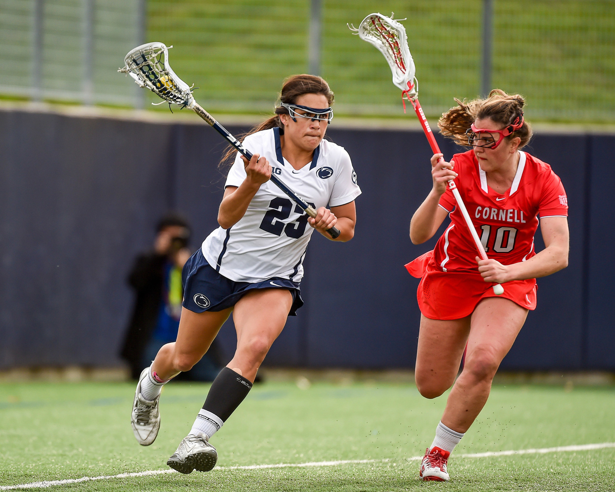 Women's lacrosse notes: Local trio helps Penn State to hot ...