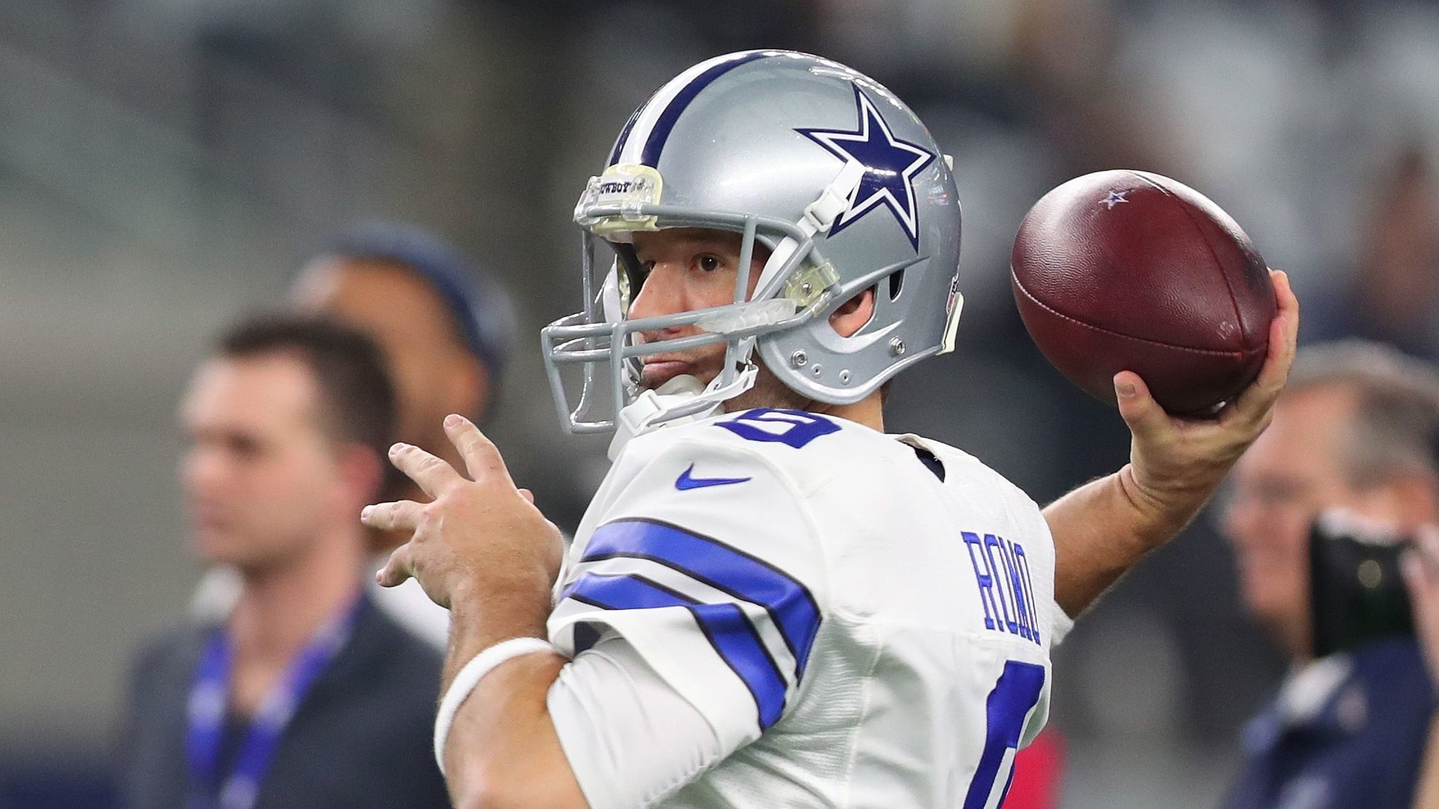 Cowboys have told Tony Romo they will release him on Thursday, reports say