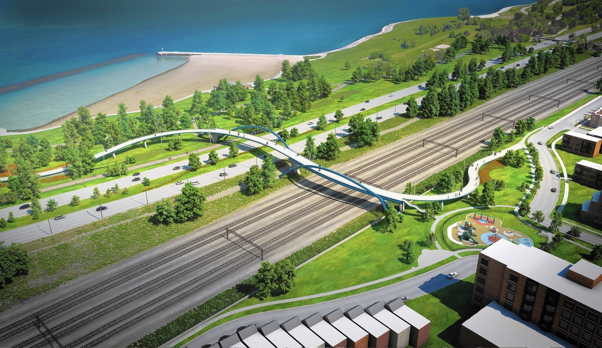 """over bridge construction planning Bridge project support unit by the bridge design unit as the design progresses  the  items of work which appear in the bridge plan sheets, but for which details,   on the """"bridge quantities"""" form, any revision to the original."""