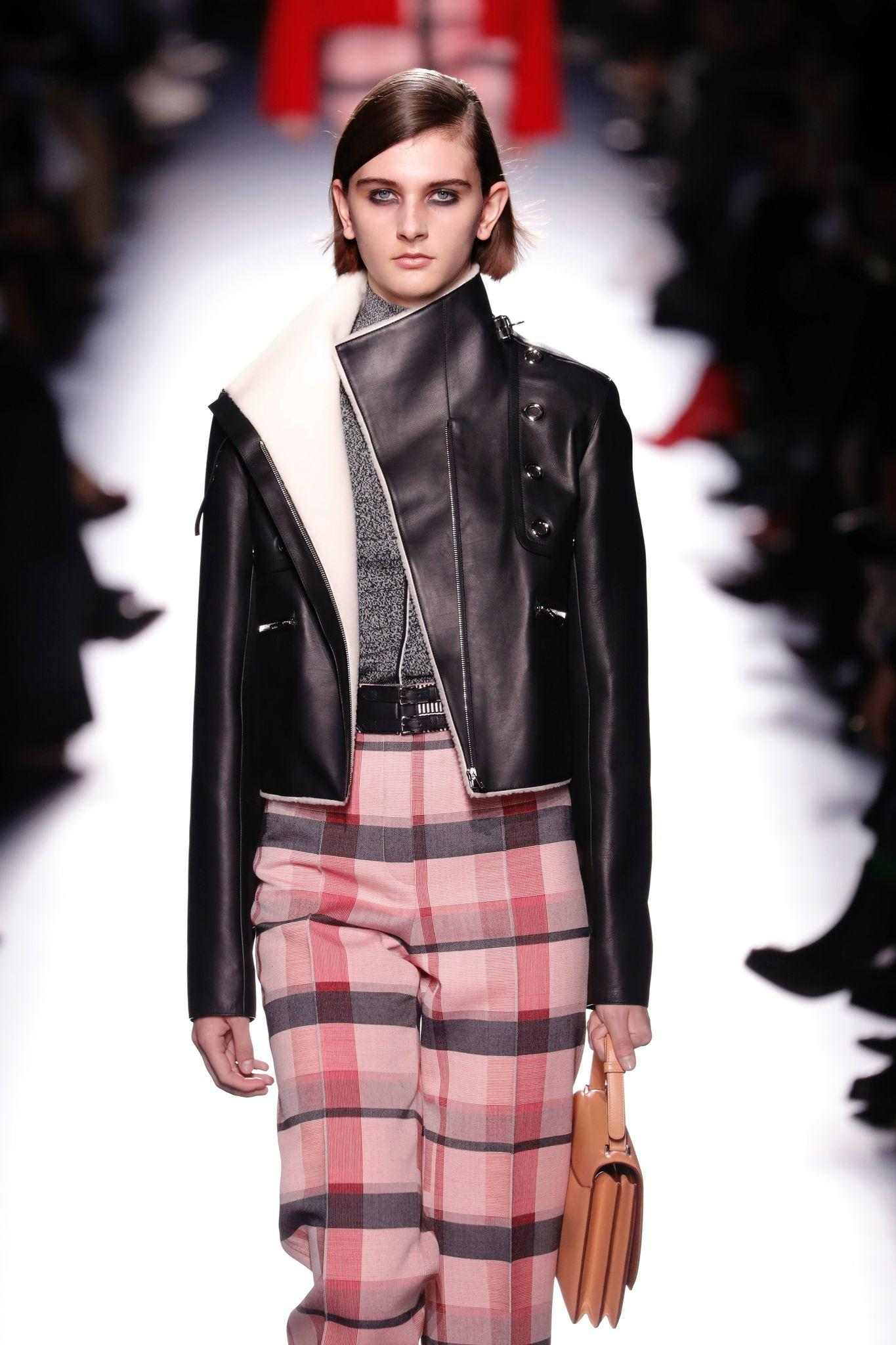 The top trends out of Paris include puffer jackets and ...