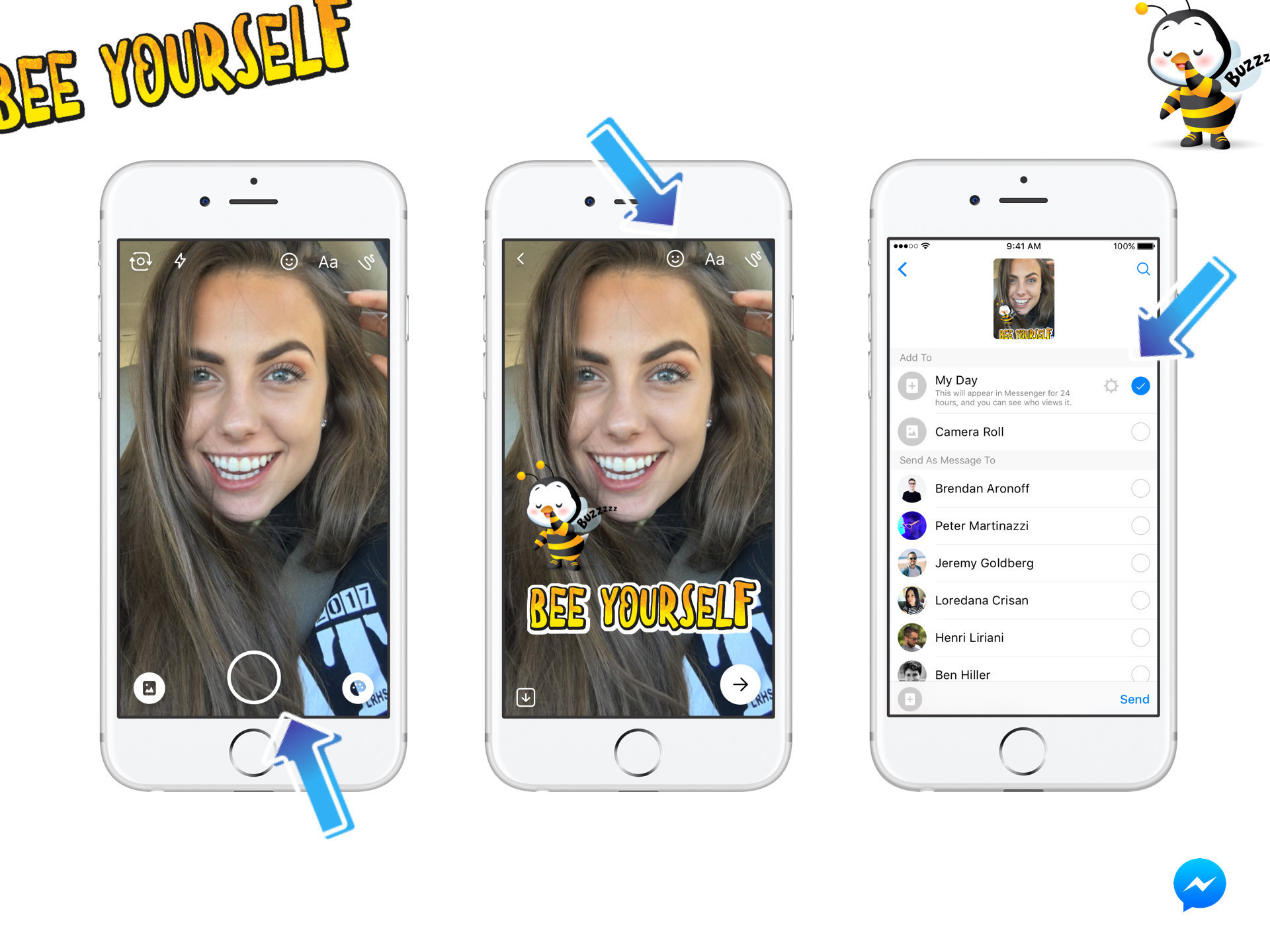 Too Confused by Snapchat? Facebook is Using that to its Advantage with Messenger Day