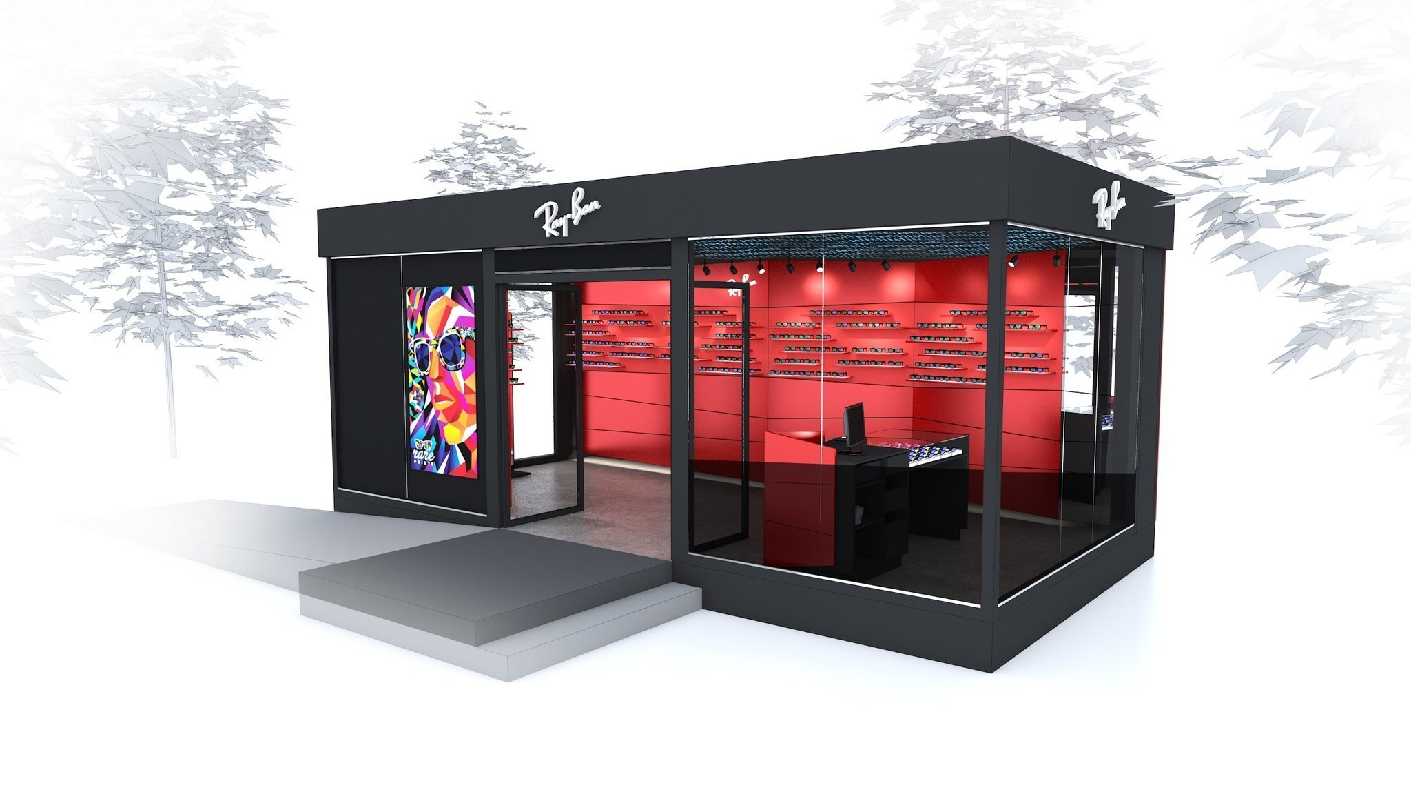 ray ban store  Ray-Ban pops up at the Grove in Los Angeles - LA Times
