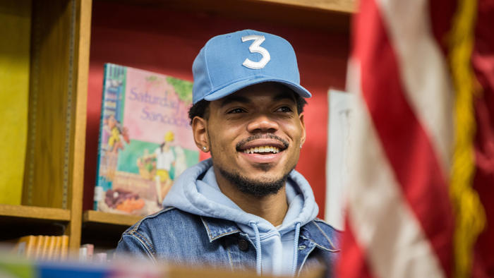 Chance the Rapper meets with Gov. Rauner, donates money to CPS