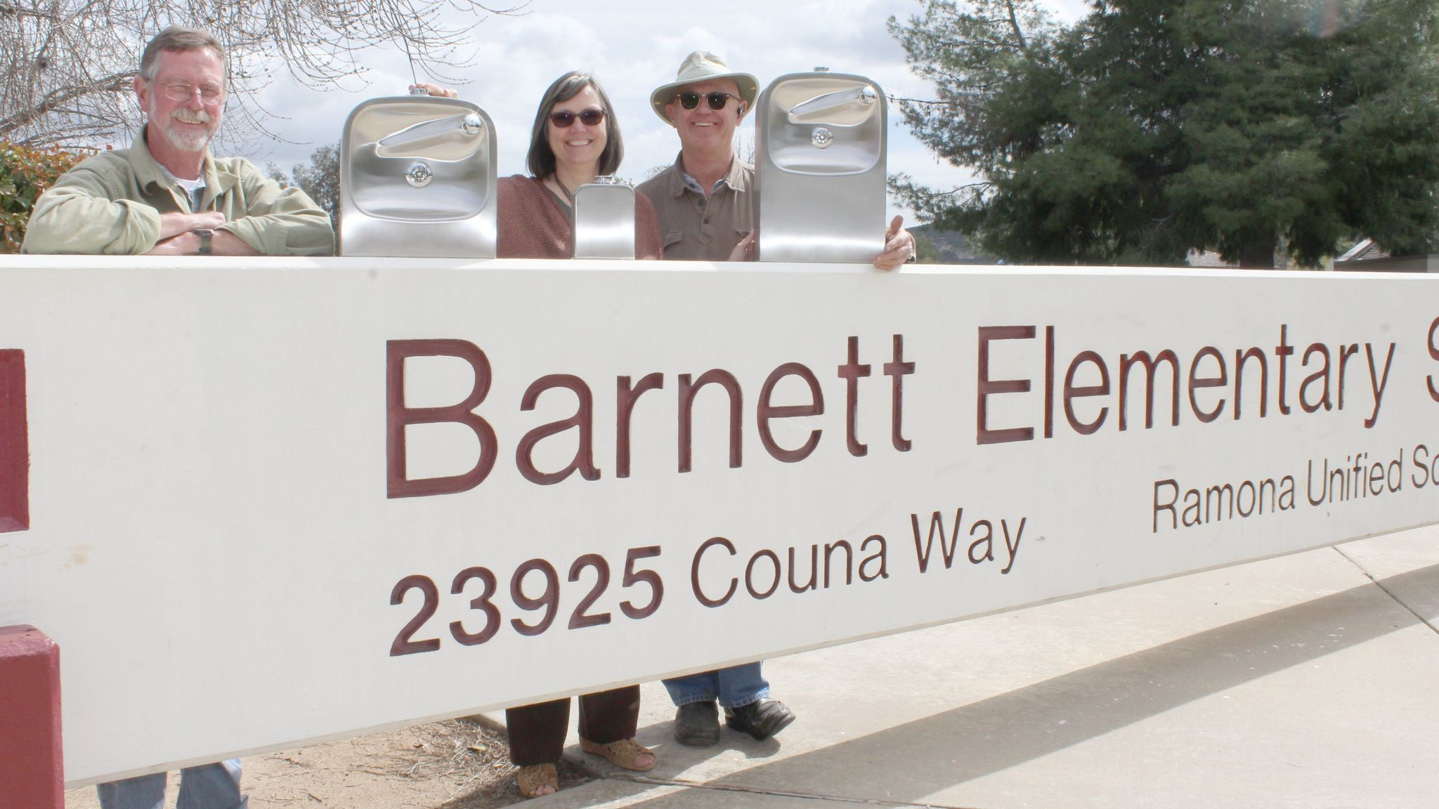 What are some ways to contact Burnett Elementary School?