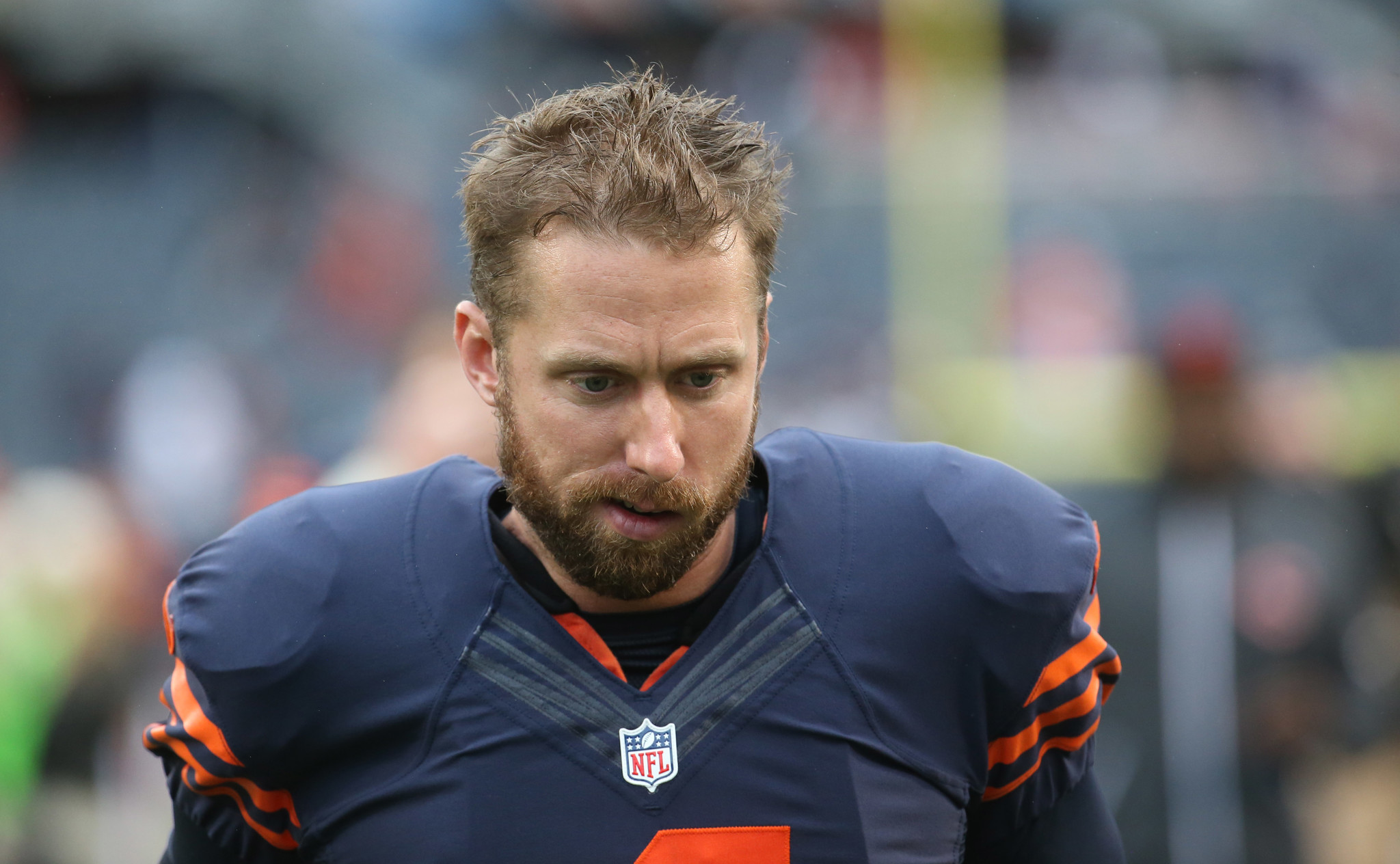 Bears re-sign kicker Connor Barth - Capital Gazette