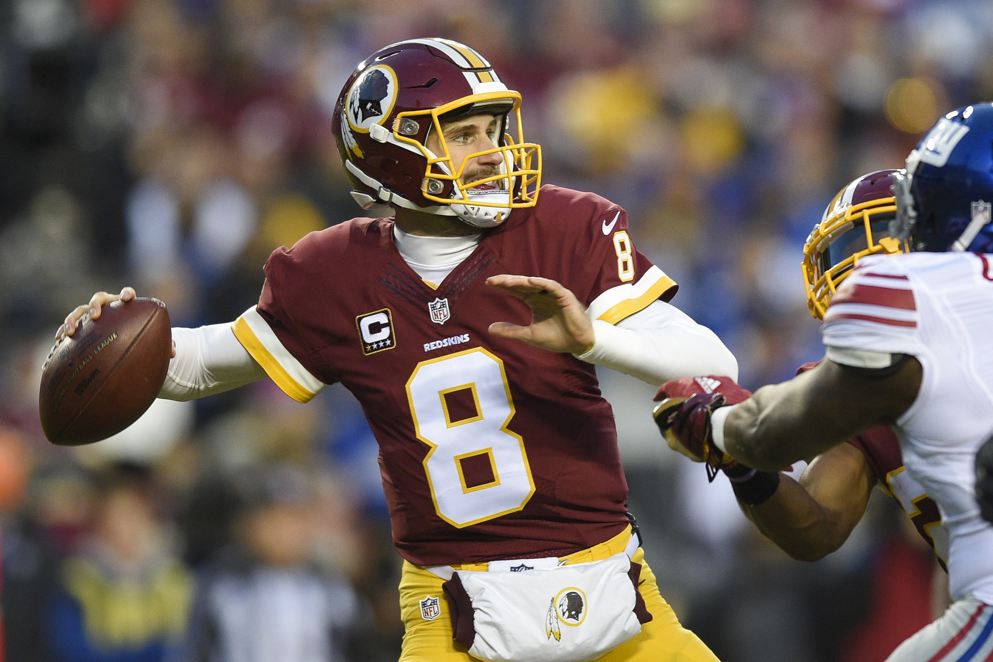NFL moves  Browns release Robert Griffin III  Kirk Cousins signs contract  with Redskins (7.43 14) cff9e457b