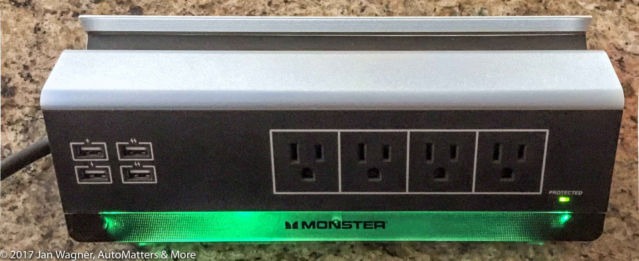 Monster Power & Charging Station - Large