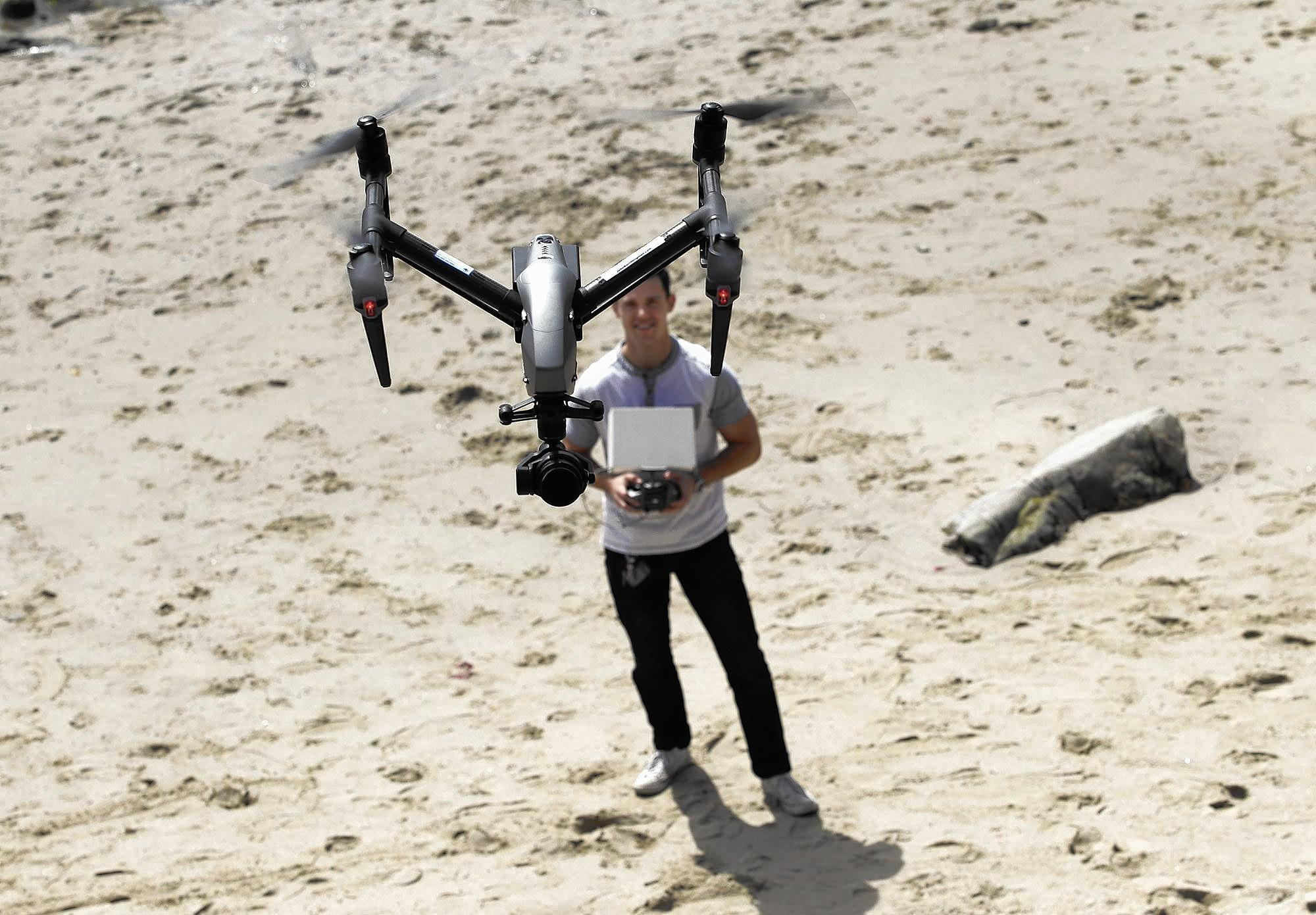 Cities look for ways to control drone misuse