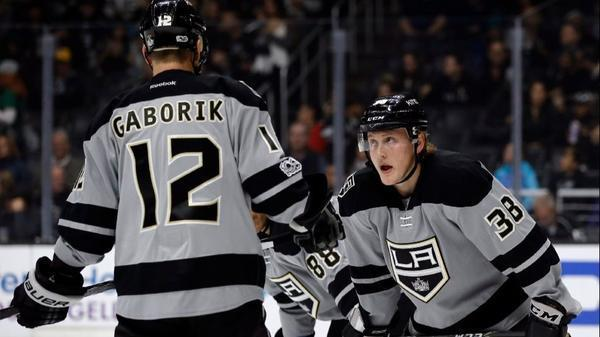 Rookie Paul LaDue Is Making Himself At Home As Kings Make Their Playoff Push