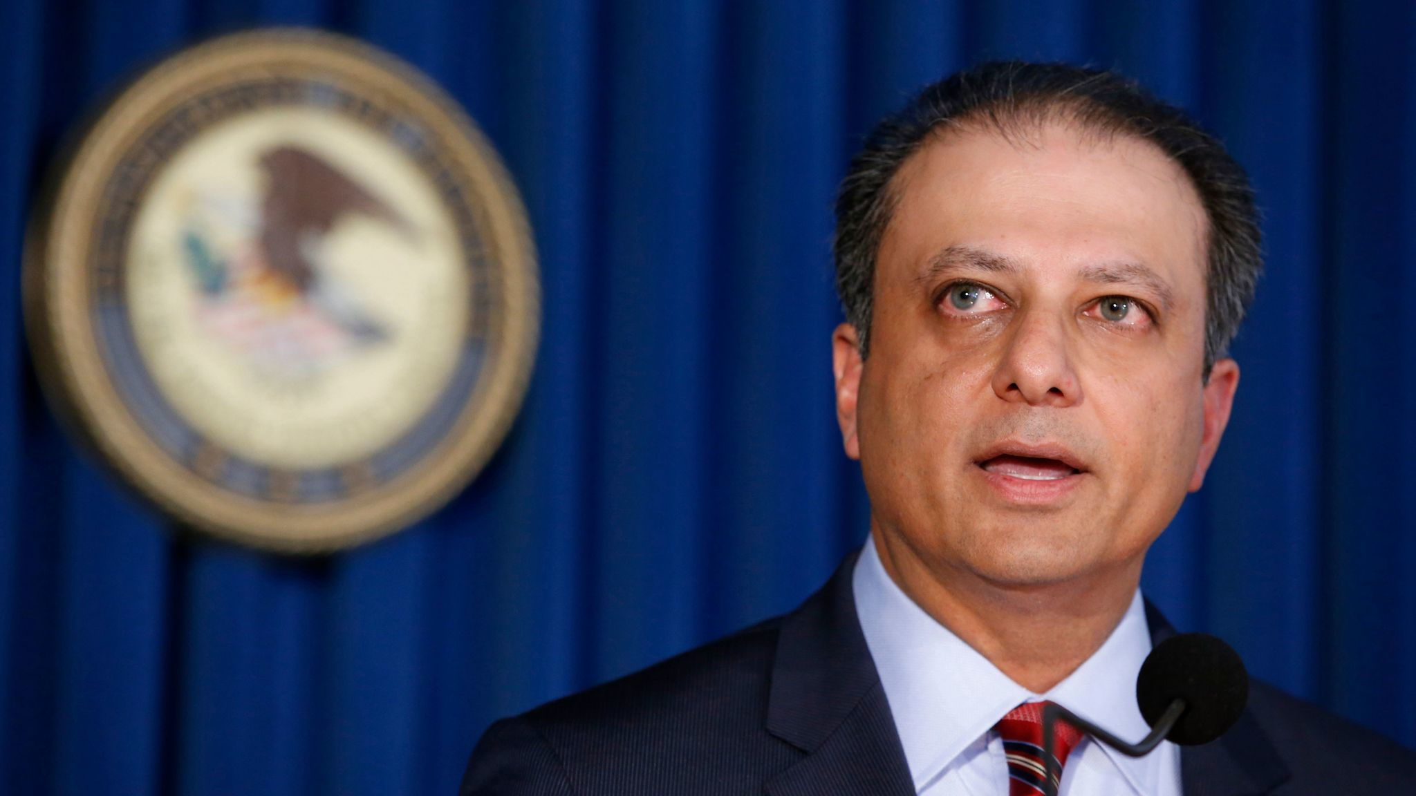 Preet Bharara of New York says he s fired after refusing to resign as U. S.  attorney (15.99 16) 1540dc342