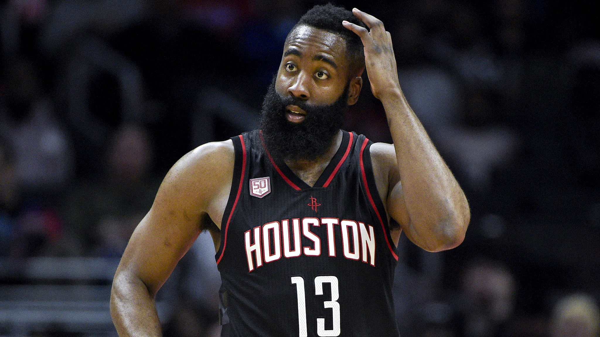 rssfeeds.usatoday.com NBA  James Harden s triple-double helps Rockets top  LeBron James and the Cavaliers 12954a1ee