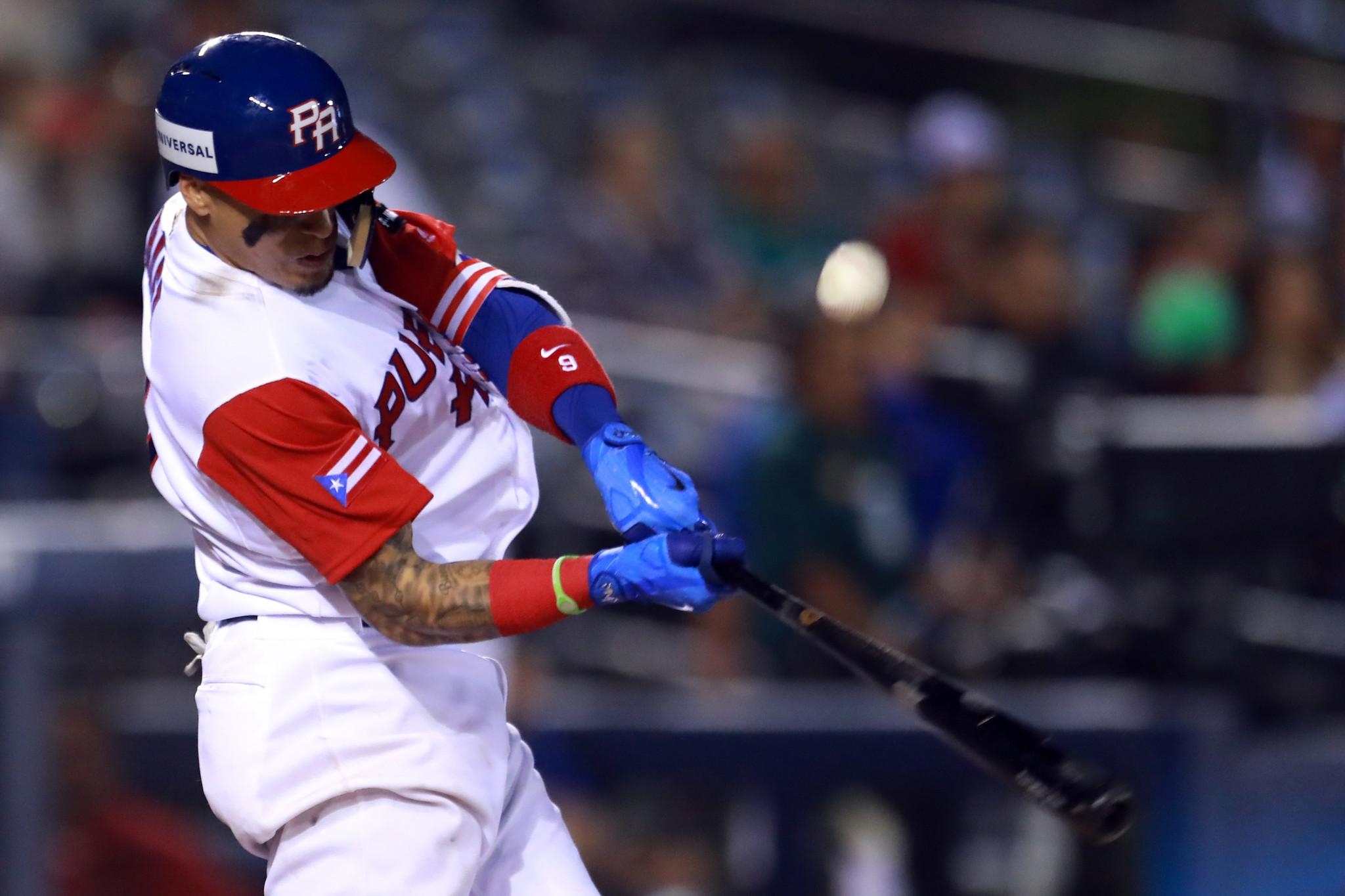 Cubs Javier Baez Helps Puerto Rico Advance In World