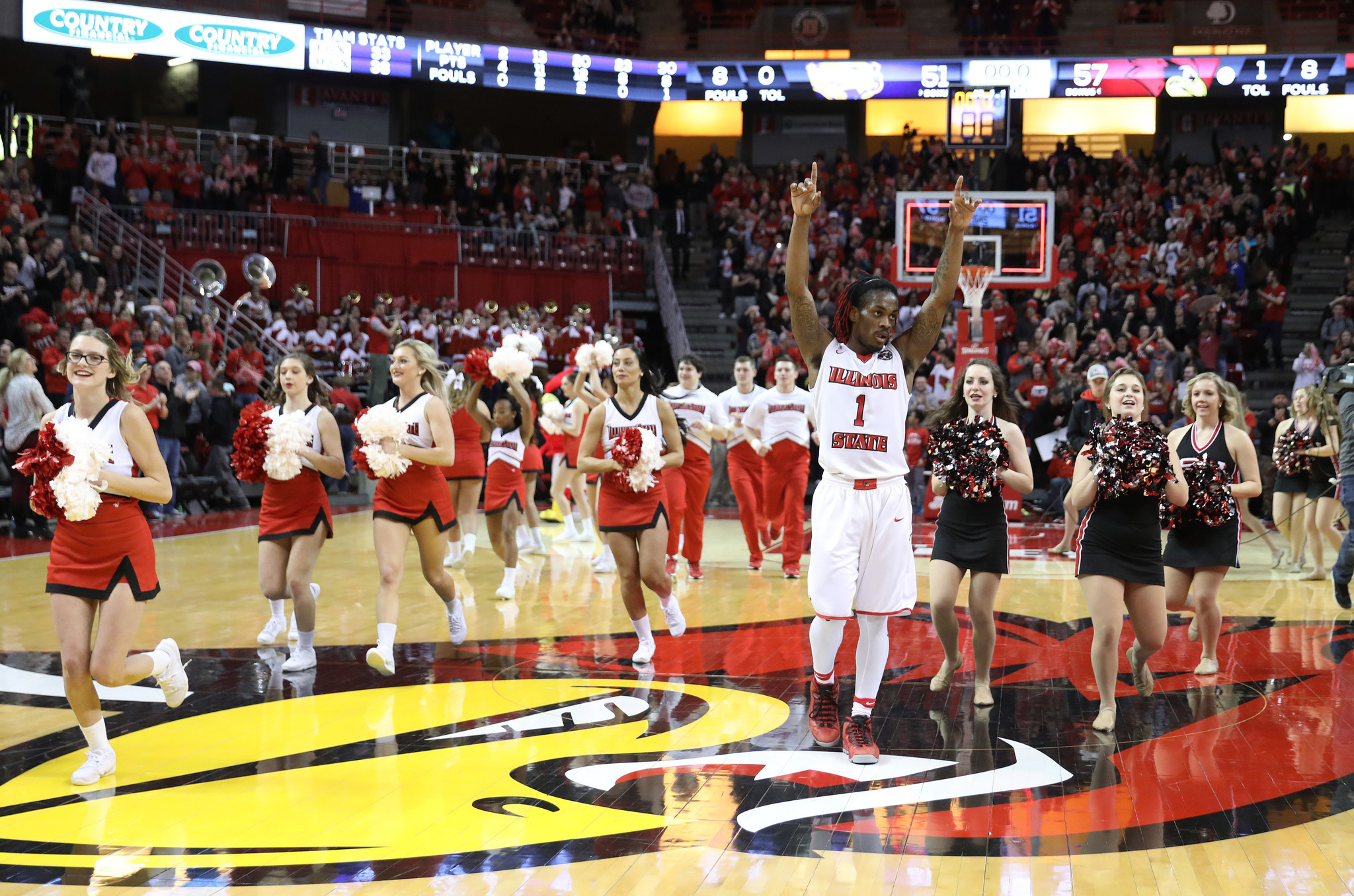 Illinois State fumes over 'idiotic, stupid' NCAA tournament exclusion - Chicago Tribune