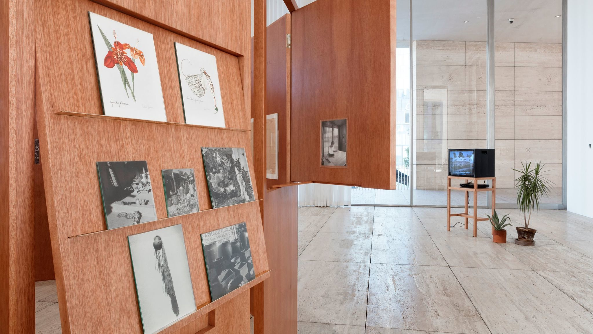 An exhibition devoted to L.A. architecture writer Esther McCoy at the Museo Jumex in Mexico gathers photography, drawings, writings and other ephemera.