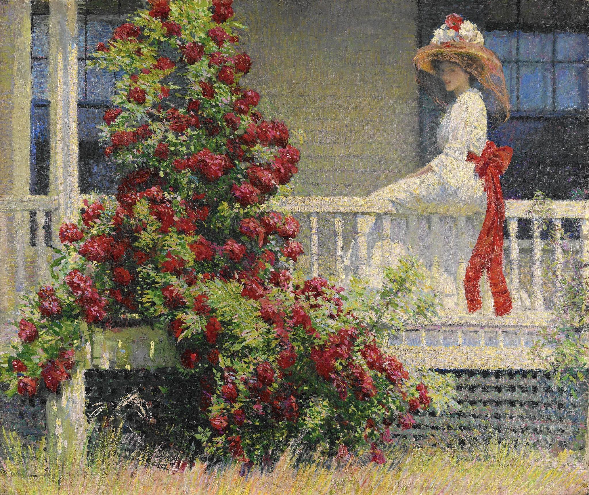 hc flogris artists garden old saybrook 0316