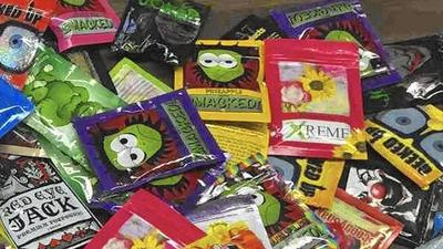 Synthetic pot tied to risky sex, violence and drug abuse in teens