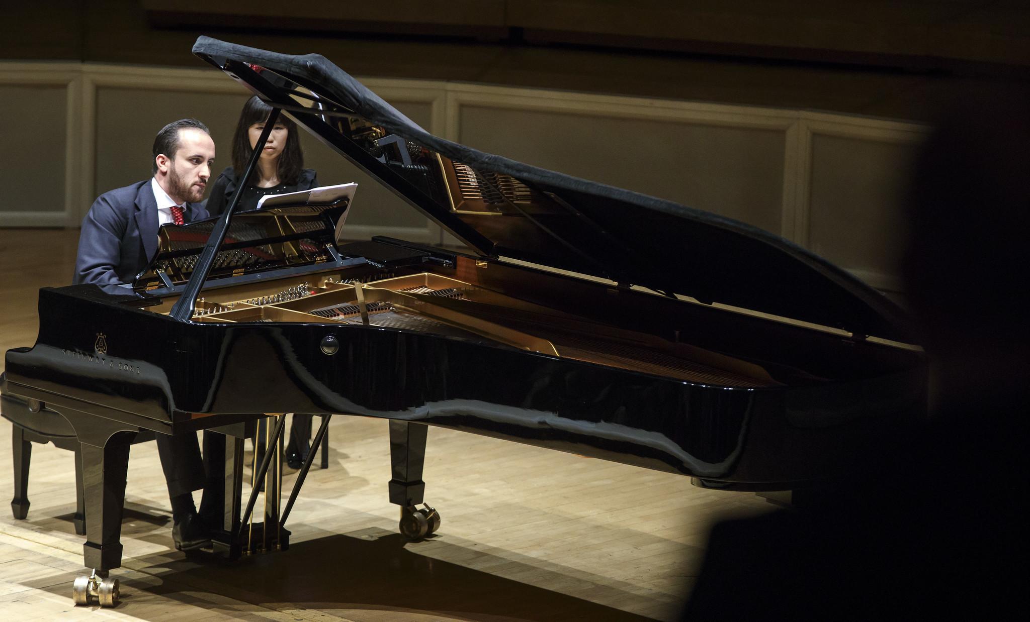Pianist Igor Levit makes a commanding Orchestra Hall recital debut