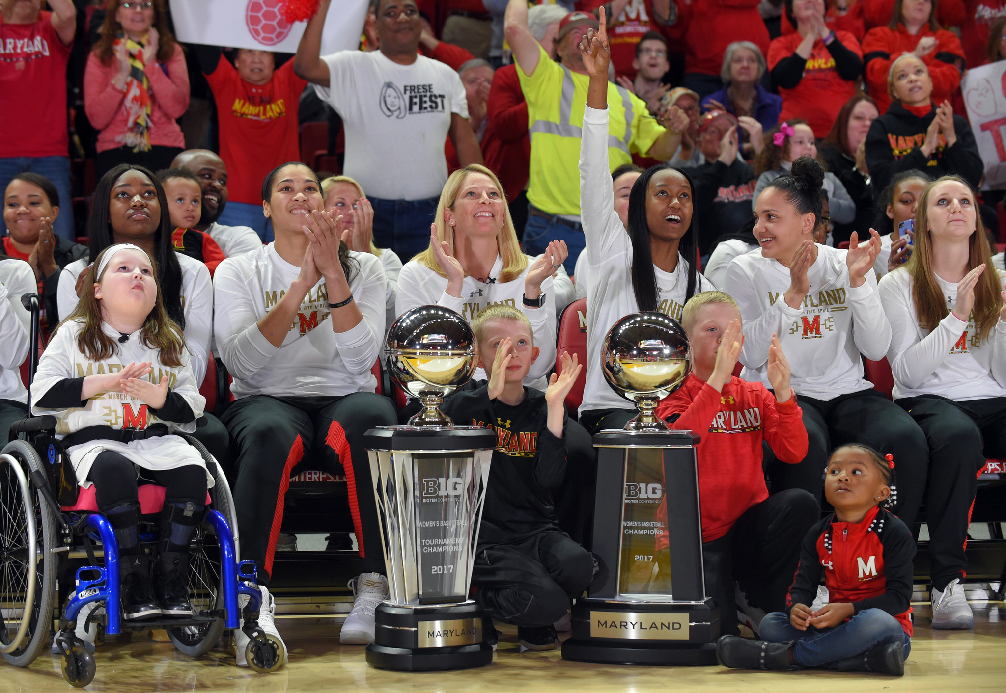 Maryland women's basketball gets 'disappointing' No. 3 ...
