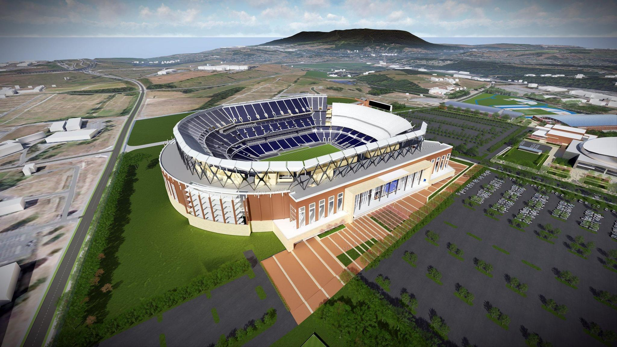 Dramatic Changes Coming To Penn State S Beaver Stadium