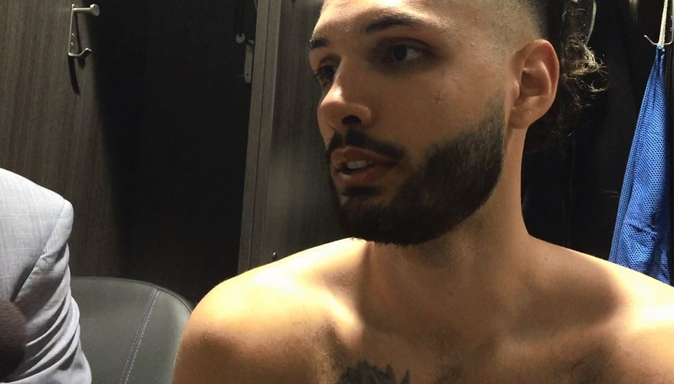 Magic-Kings postgame interview: Evan Fournier - Sun Sentinel