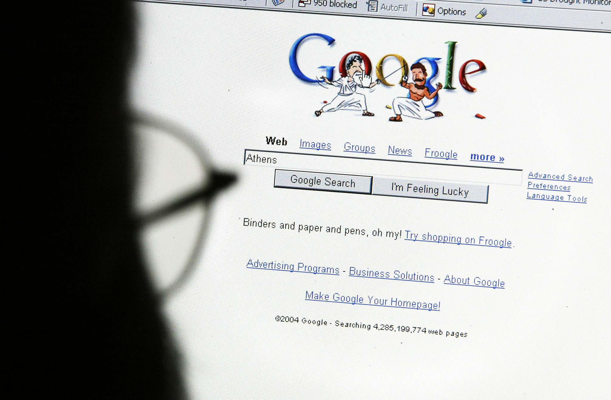Group targets bias in search engines