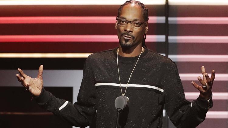Snoop Dogg (David Goldman / Associated Press)