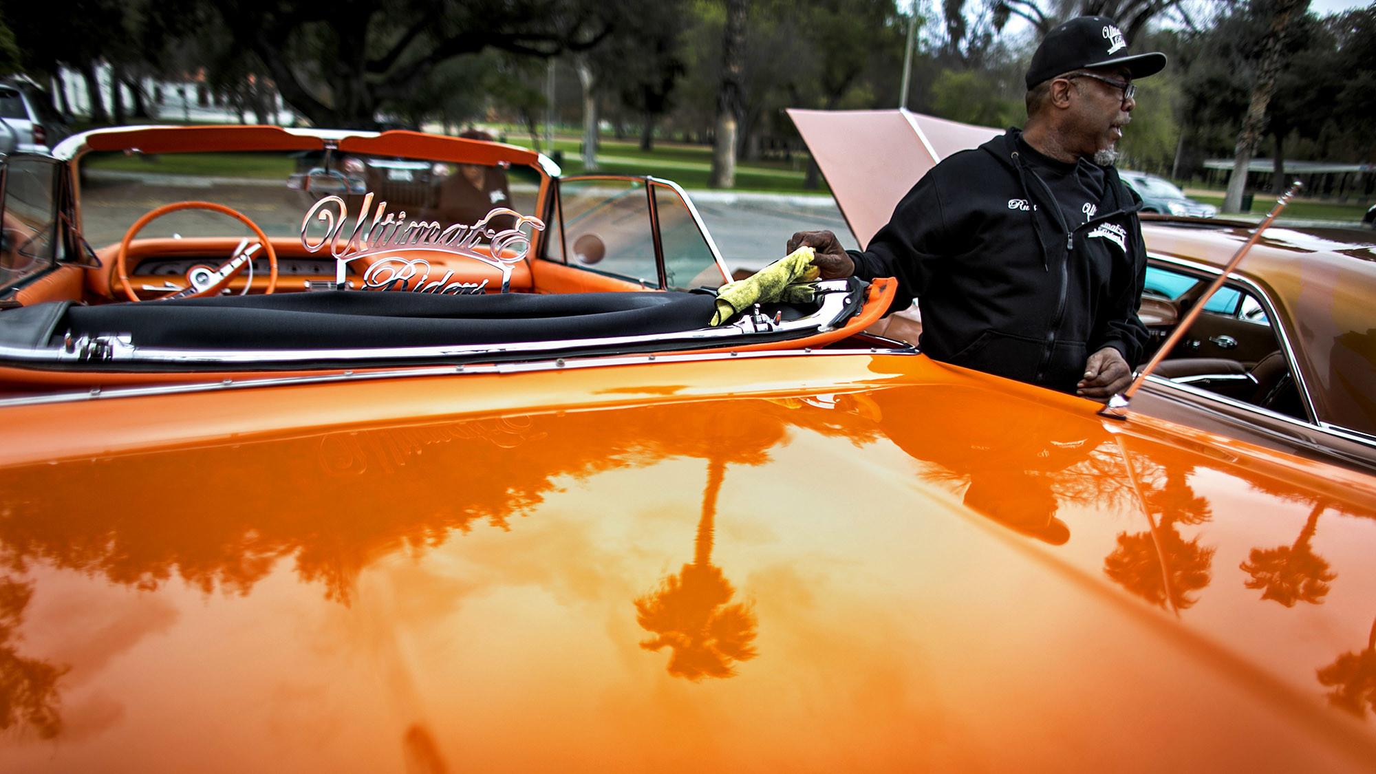 The art of lowriding, born in L.A.\'s Eastside, gets supercharged