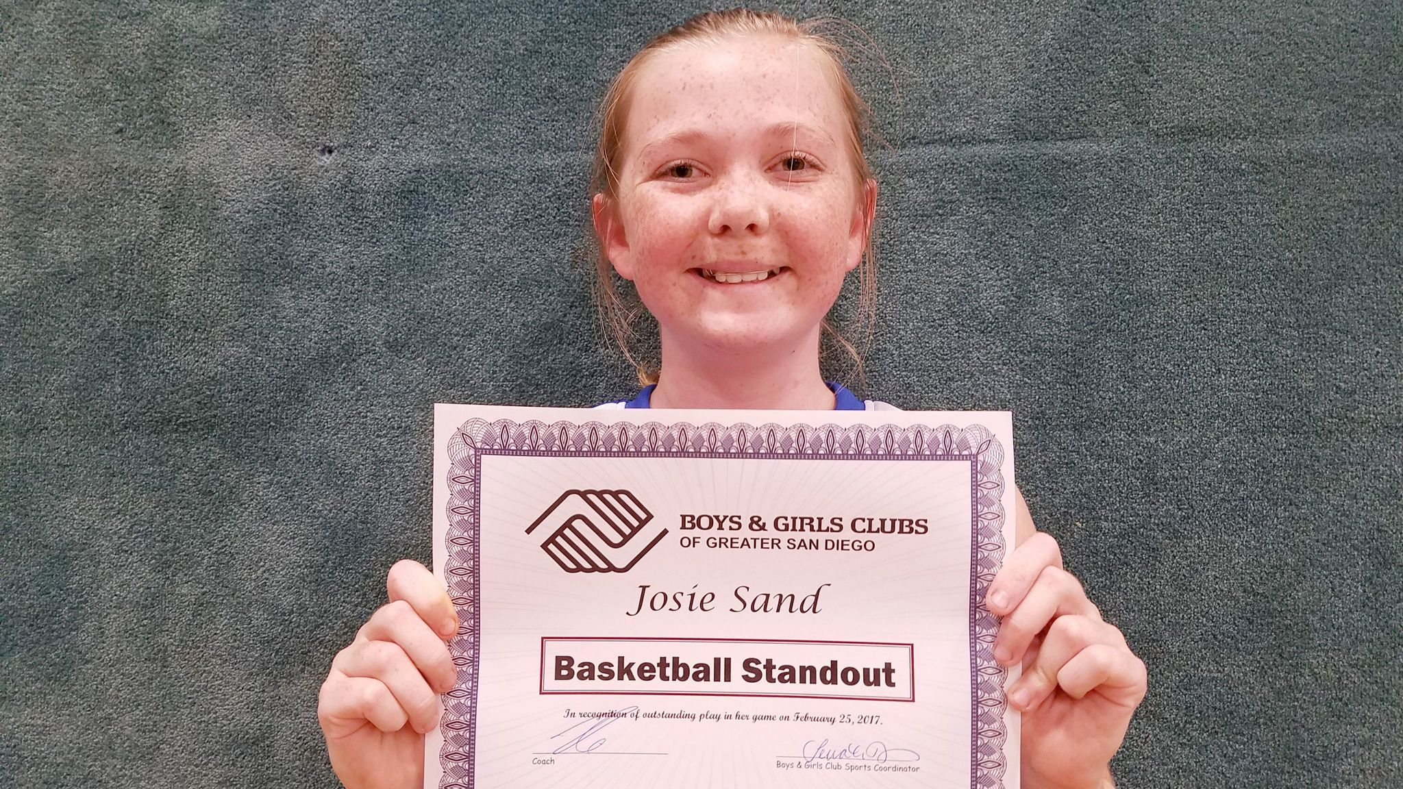Josie Sand