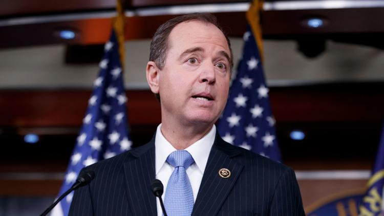 Rep. Adam B. Schiff (D-Burbank). (J. Scott Applewhite / Associated Press)
