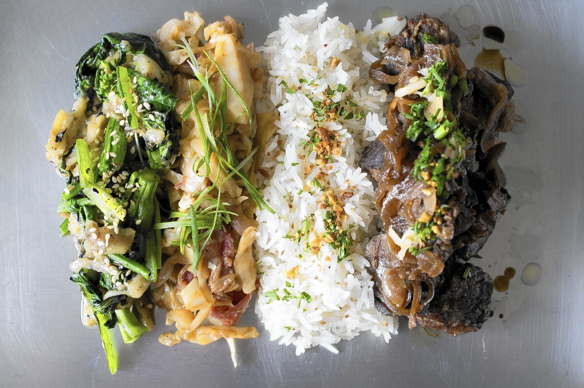 Big, punchy Filipino flavors coming out of Smalls' reconcepted kitchen