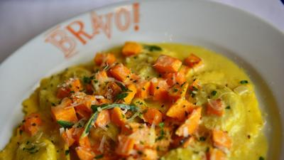 Review: Bravo! serves good Italian food in upscale setting