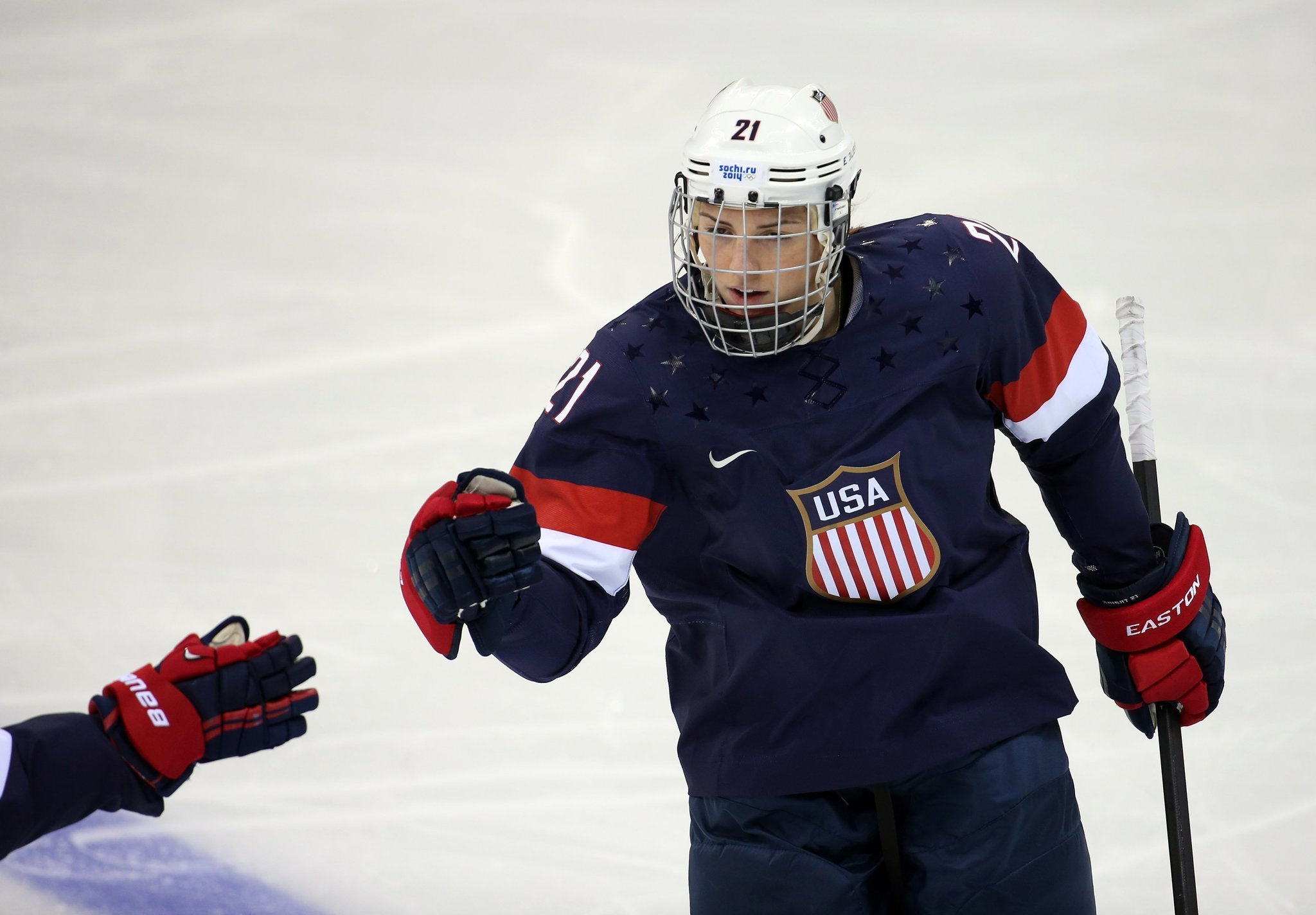 US women's hockey players to boycott world championships over wage dispute