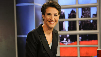 Rachel Maddow takes conspiracy theorizing mainstream with Trump tax returns 'scoop'