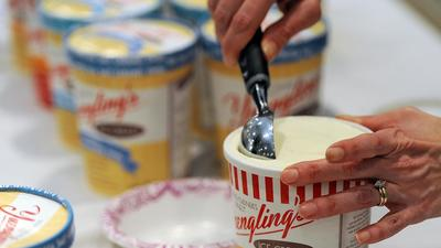 Yuengling's ice cream coming to Coca-Cola Park