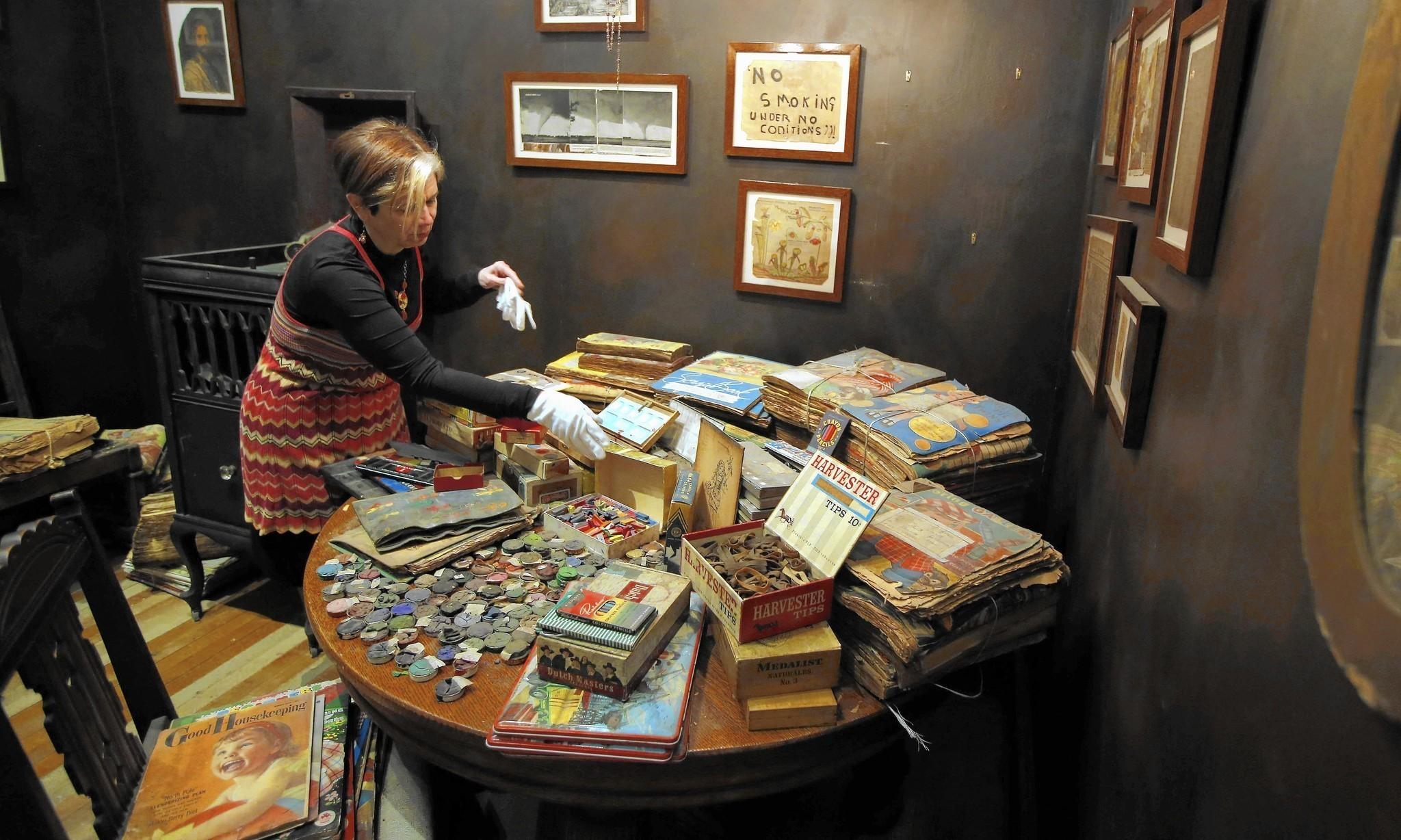 Chicago Outsider Museum Celebrates Janitor Turned Artist Henry Darger Tribune