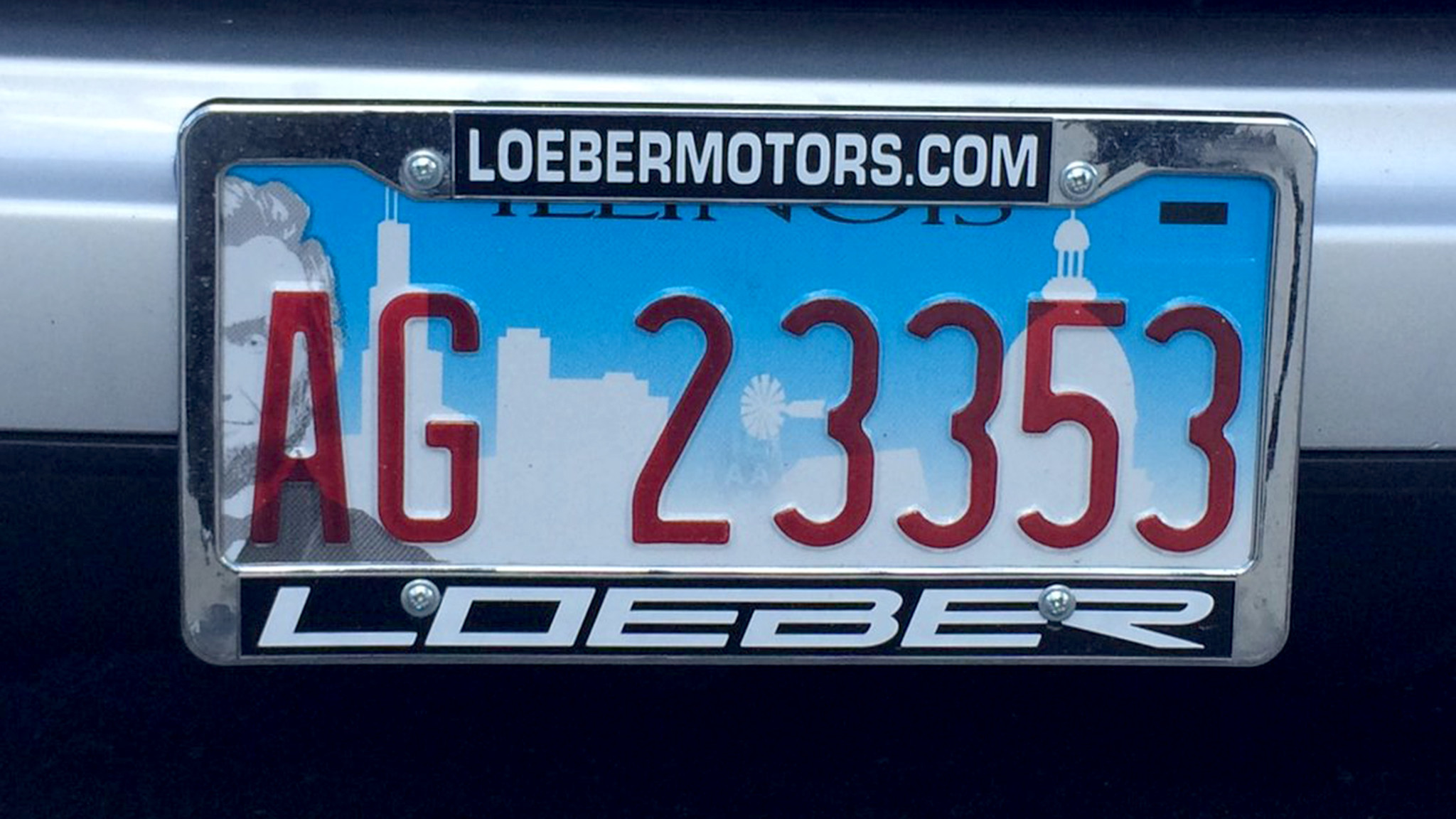 On further review, Illinois\' new license plates even worse ...