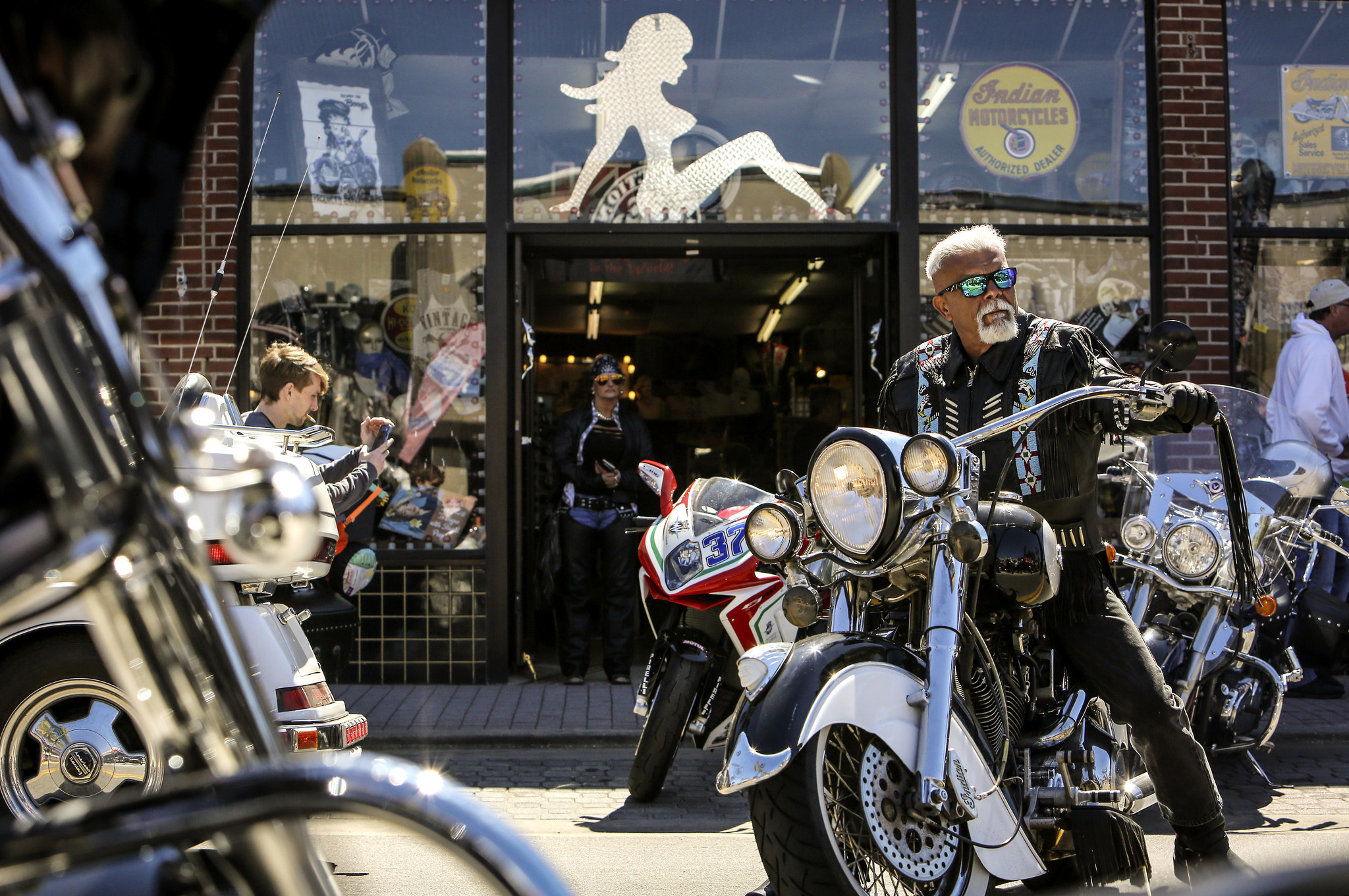 Daytona Bike Week Pictures Through The Years
