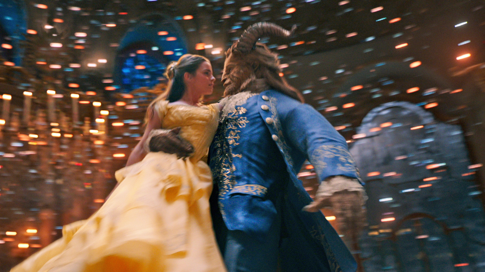 'beauty And The Beast' Remake Is A Gilded Monument To The Moreismore  Principle  La Times