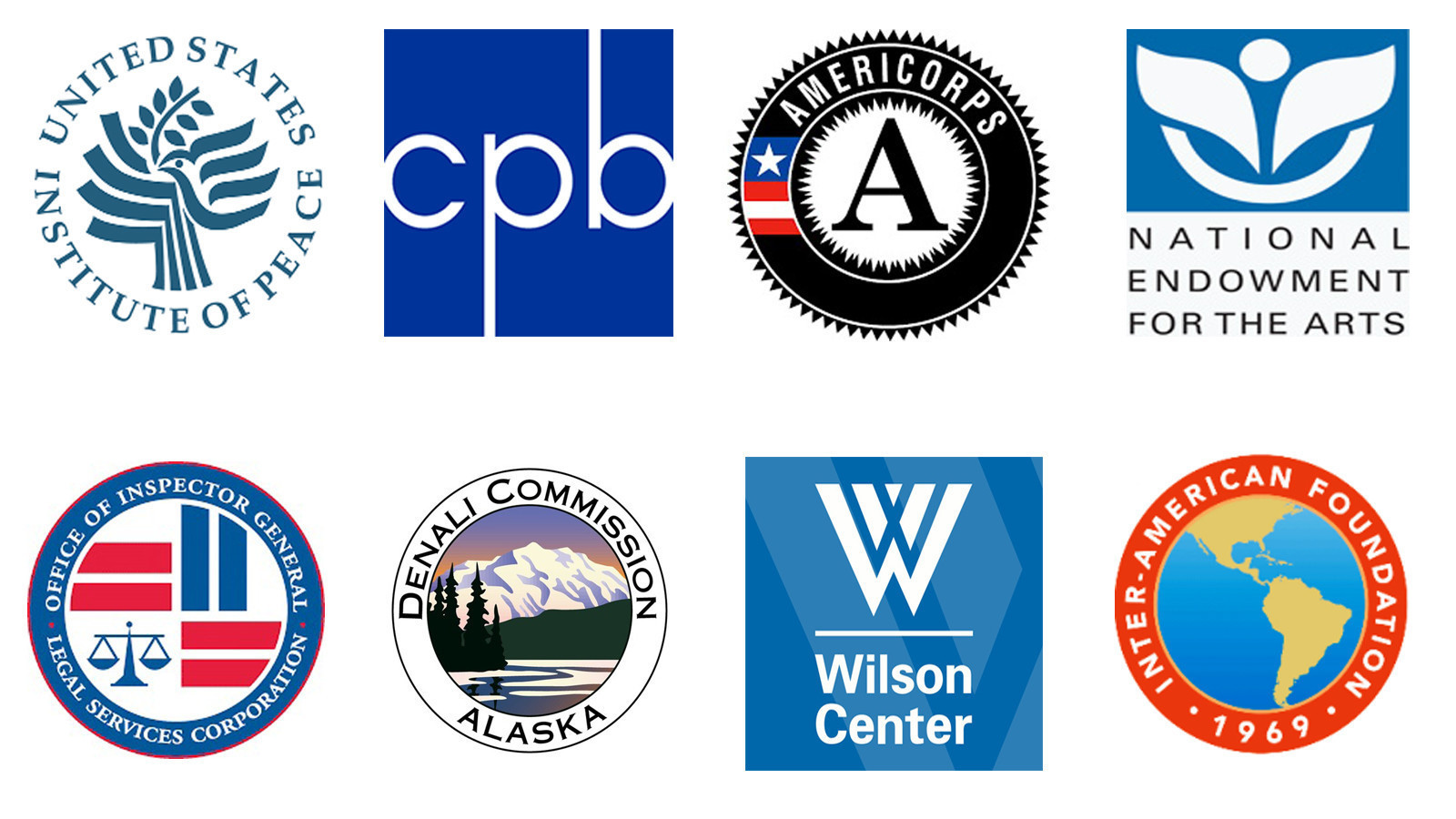 These are the 19 agencies Trump would stop funding ...