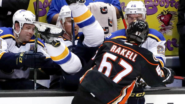 Ducks Tough Out Wins The Way Coach Randy Carlyle Envisioned
