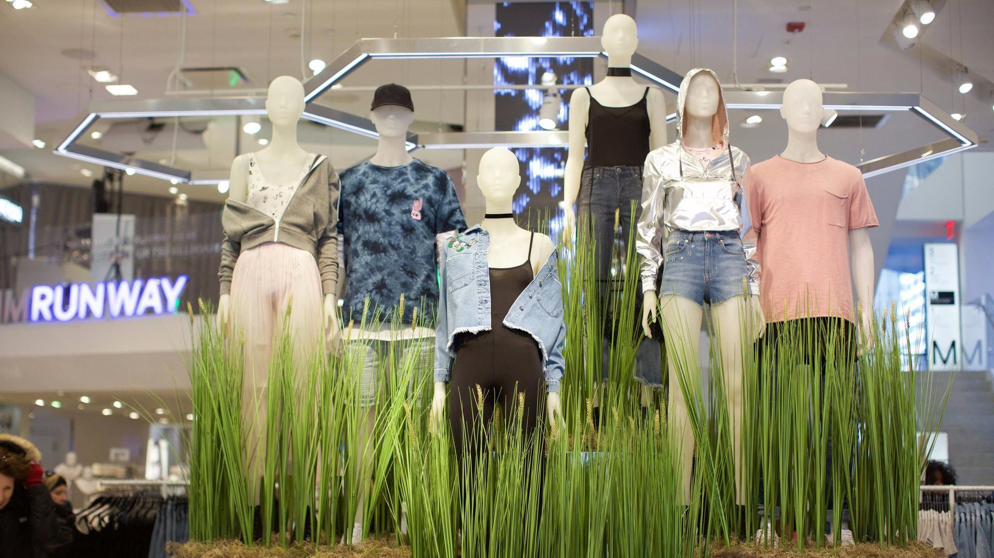 A look at the H&M x Coachella collaboration.
