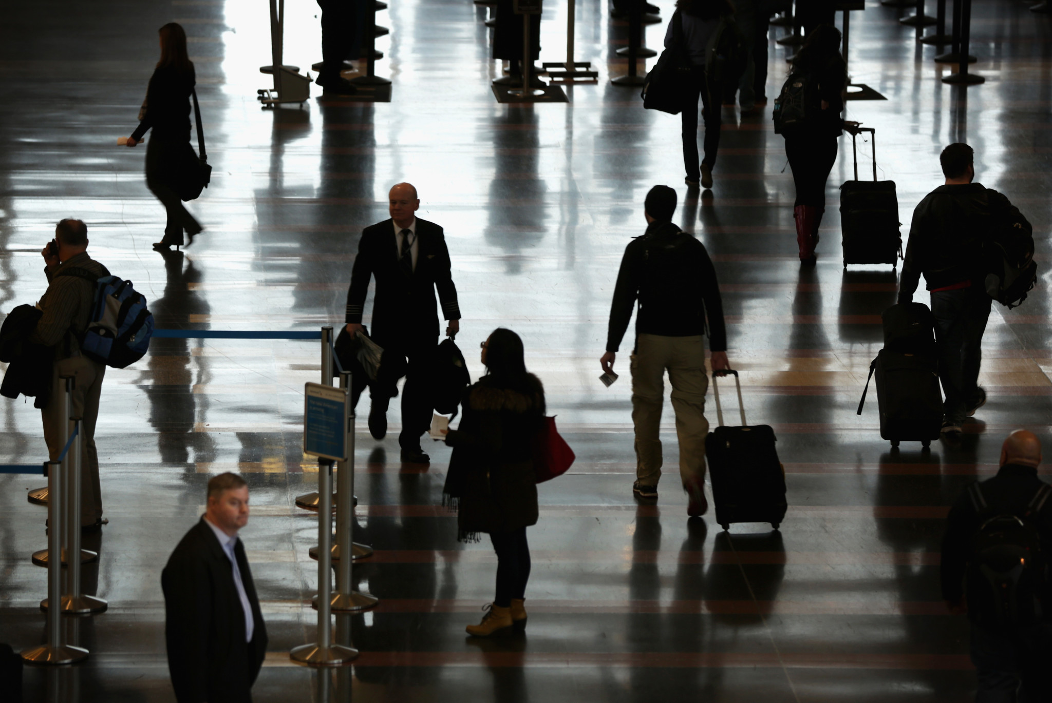 Business travelers feel safest in Washington, DC, and Los Angeles, survey finds