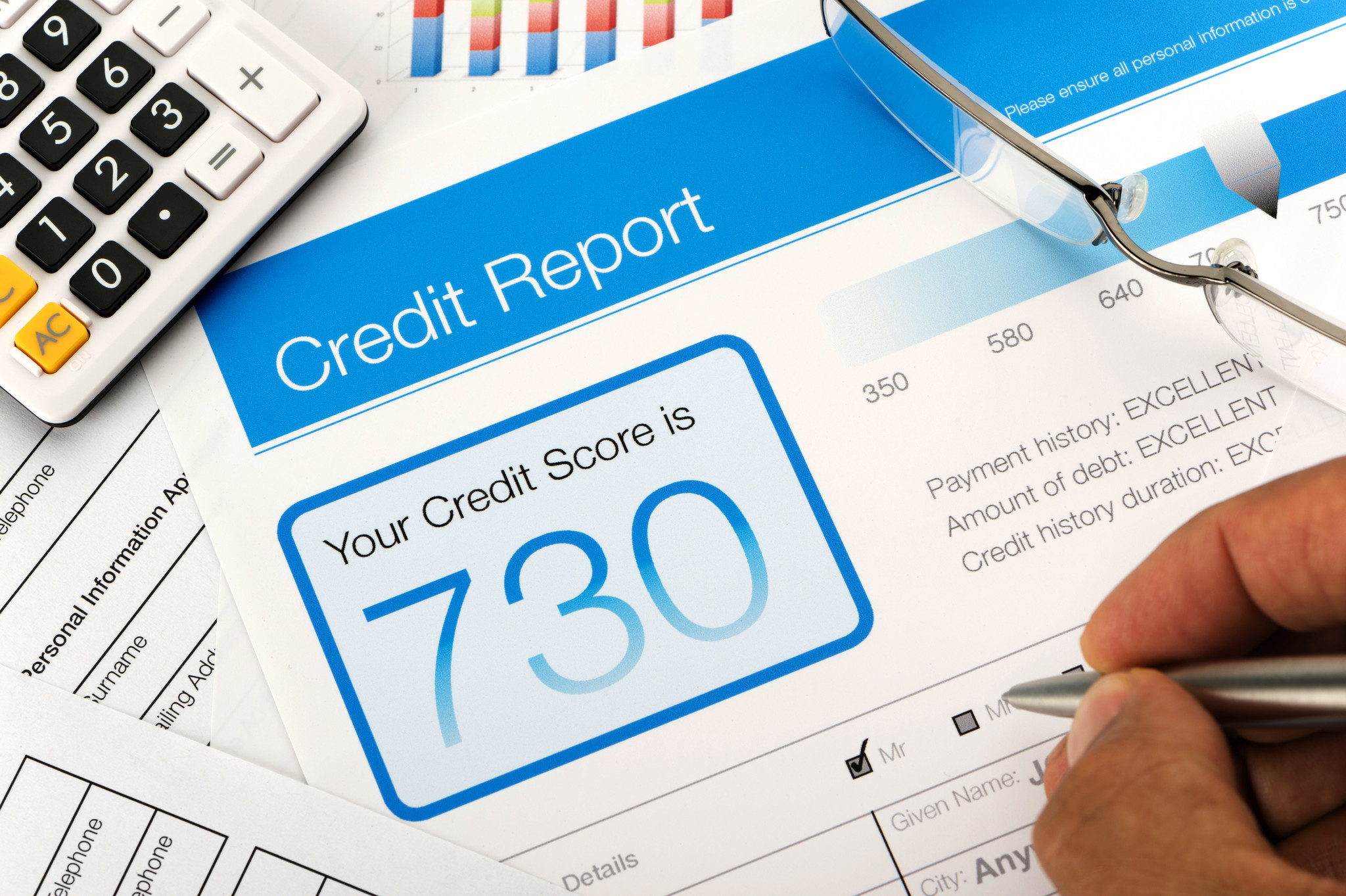 Your Credit Scores Might Suddenly Rise This Summer Here's Why  La Times
