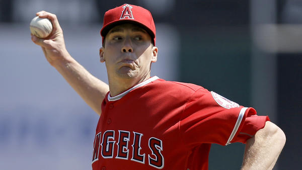 Angels pitchers have new post-start routine to help stave off injury