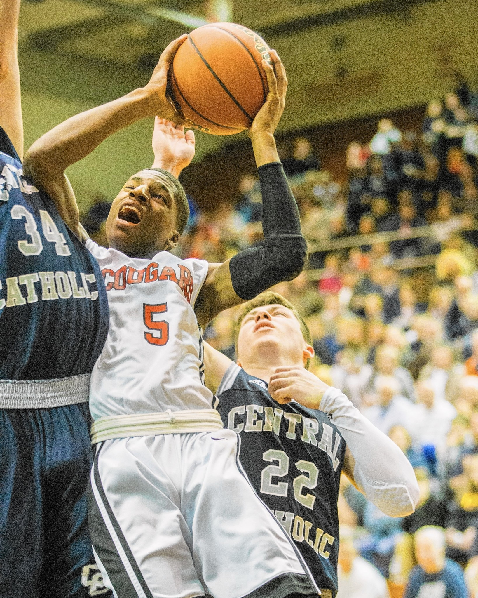 Cold shooting hurts 21st Century in semistate loss to ...